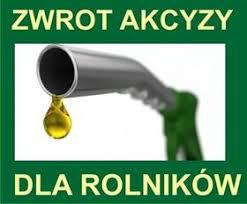 Ilustracja do informacji: Zwrot podatku akcyzowego zawartego w cenie oleju napędowego wykorzystywanego do produkcji rolnej