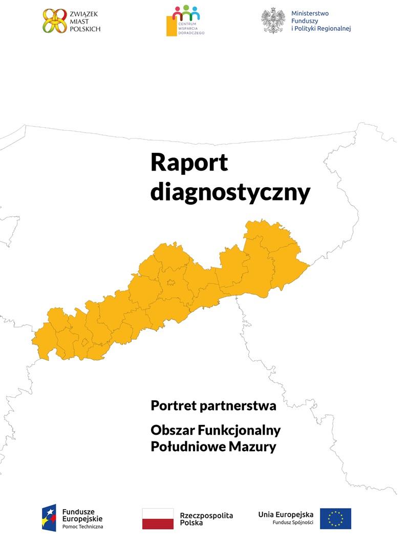 Ilustracja do informacji: Konsultacje Raportu Diagnostycznego Obszaru Południowe Mazury