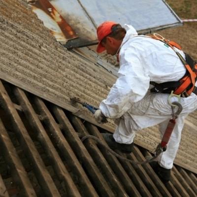 Ilustracja do informacji: Informacja Wójta Gminy Świętajno dotycząca uzyskania dofinansowania na usunięcie wyrobów zawierających azbest z terenu gminy Świętajno