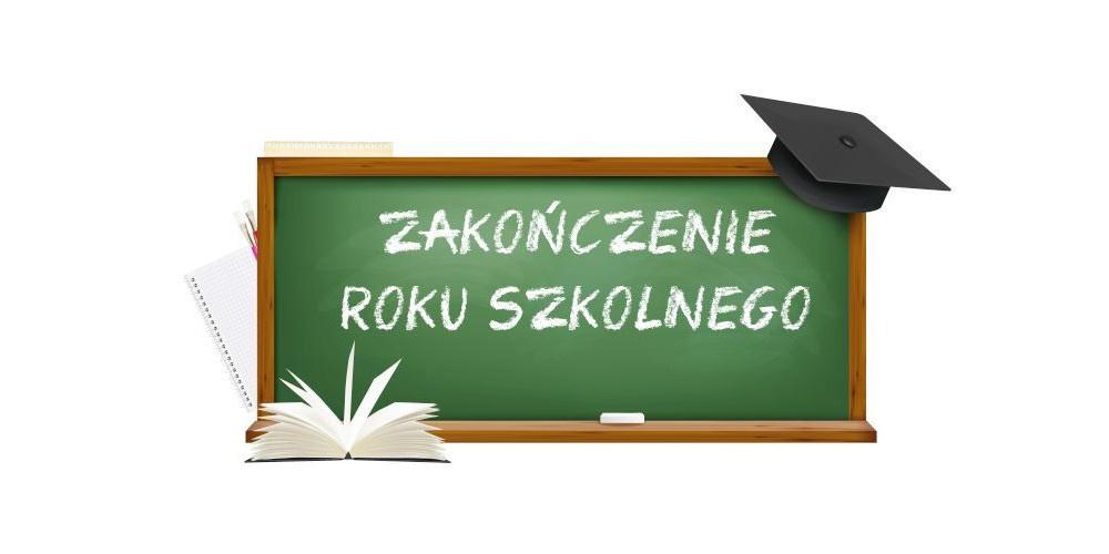 Ilustracja do informacji: Zakończenie roku szkolnego w Szkole Podstawowej w Świętajnie
