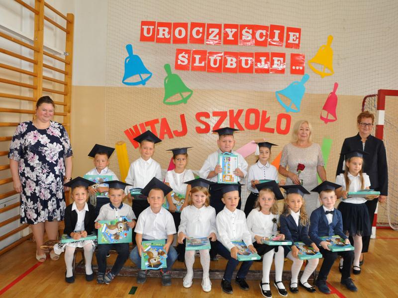 Ilustracja do informacji: Uroczyste rozpoczęcie roku szkolnego 2021/2022