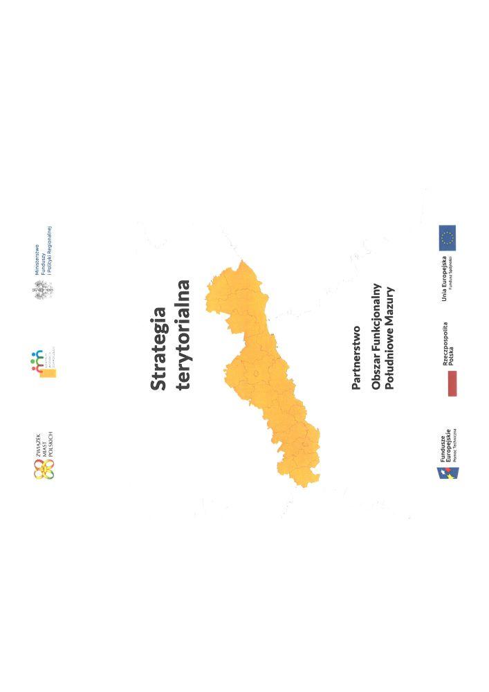 Ilustracja do informacji: Zaproszenie do podzielenia się opinią na temat strategii terytorialnej Partnerstwa Południowe Mazury