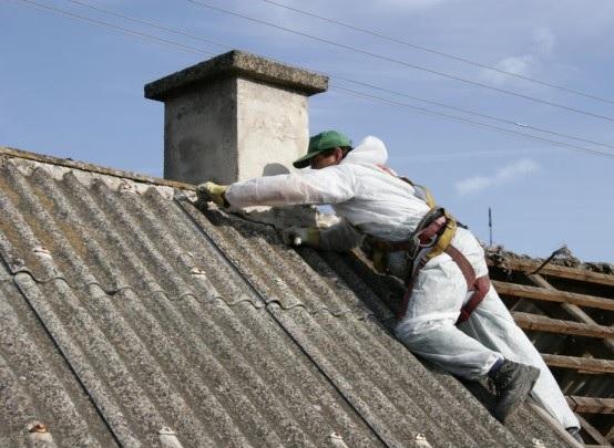 Ilustracja do informacji: Informacja Wójta Gminy Świętajno dotycząca uzyskania dofinansowania na usunięcie wyrobów zawierających azbest z terenu gminy Świętajno.