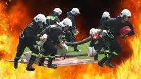 Ilustracja do informacji: Międzygminne zawody sportowo-pożarnicze