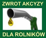 Ilustracja do informacji: Zwrot podatku akcyzowego zawartego w cenie oleju napędowego zużywanego do produkcji rolnej w 2020 roku --