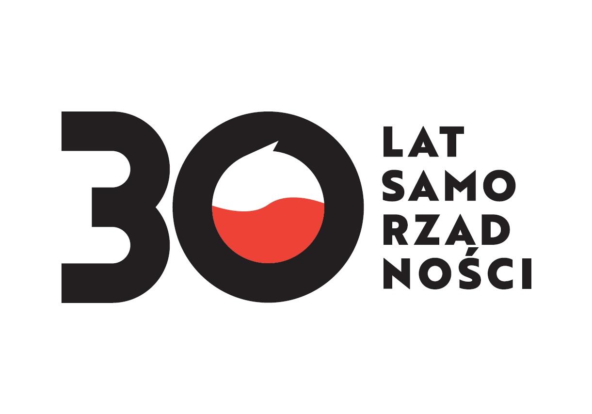Ilustracja do informacji: 30-lecie Samorządu Terytorialnego