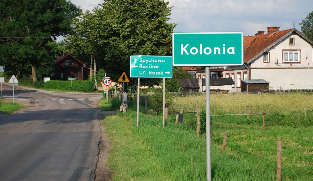 Ilustracja do informacji: 200-lecie wsi Kolonia